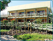 Finch Bay Eco Hotel